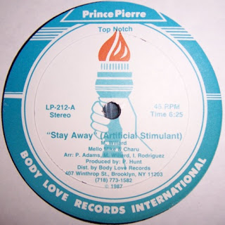 Top Notch – Stay Away 12' (1987) (320kbps)