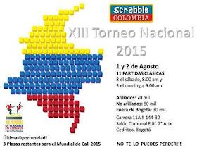 1 y 2 de agosto - Colombia