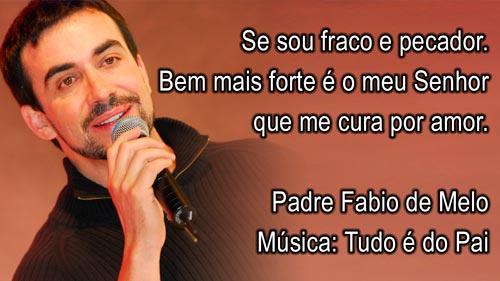 Musicas do Pe. Fabio de Melo
