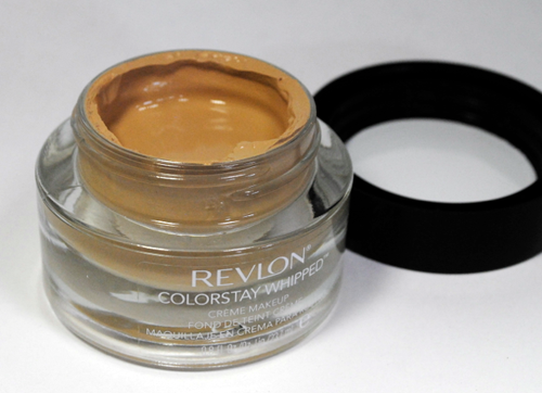 Revlon Colorstay Whipped Foundation Natural Tan Review