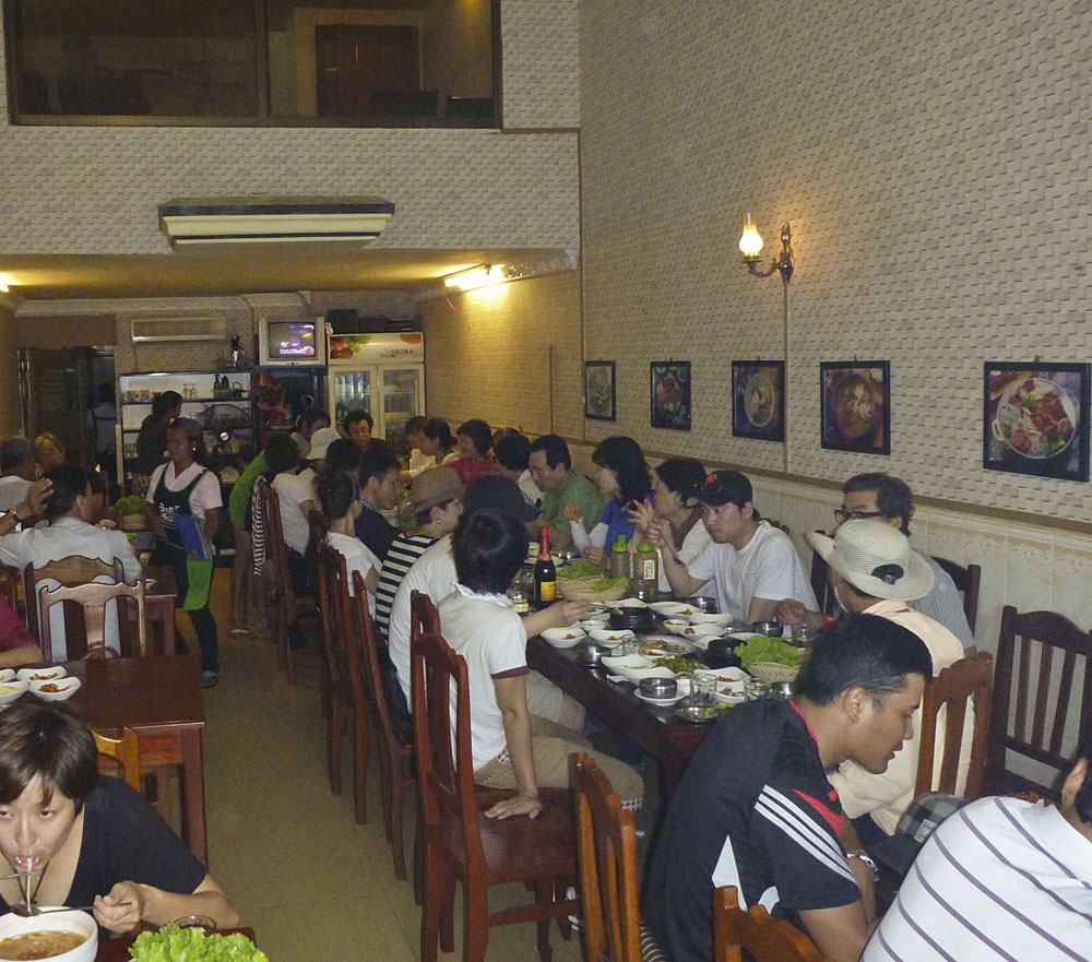 Eating and drinking in south east asia and elsewhere dae for The east asian dining t nagar