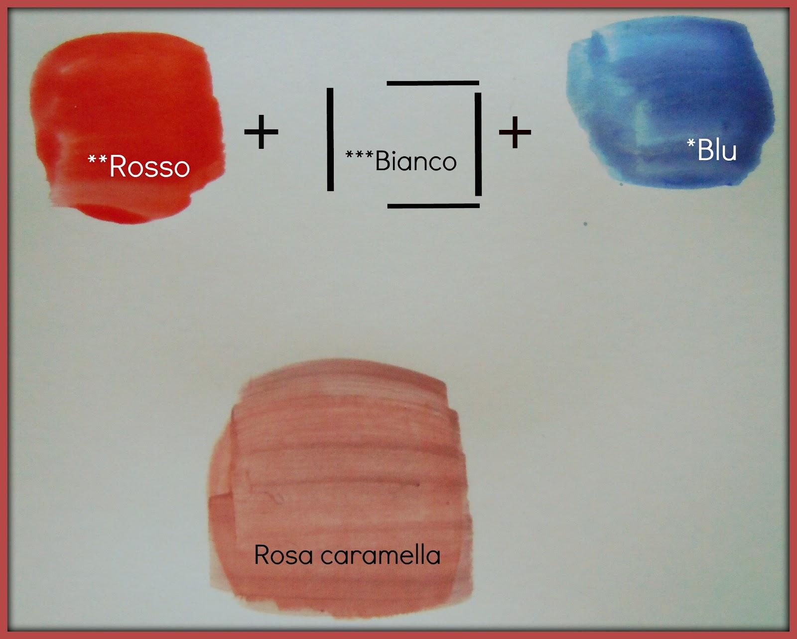 """arte per te"""": come miscelate i colori per farne altri!"""