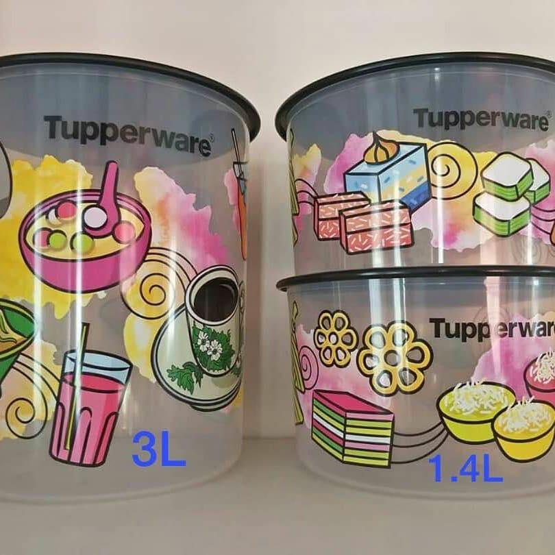 Tupperware Citarasa Malaysia Set