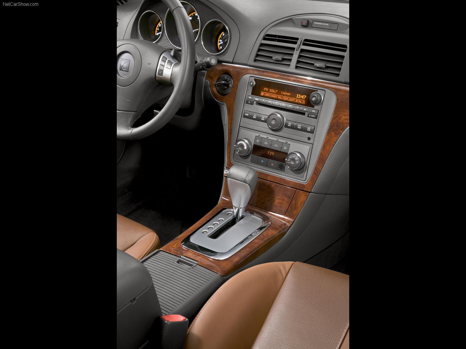 Hình ảnh xe ô tô Saturn Aura 2007 & nội ngoại thất