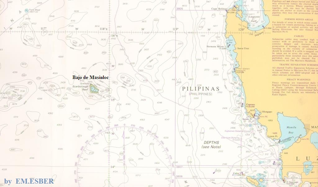 Geogarage Blog Scarborough Shoal Long History Of Philippines