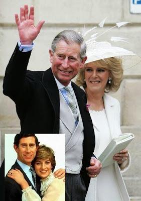 Perkawinan Charles - Camilla