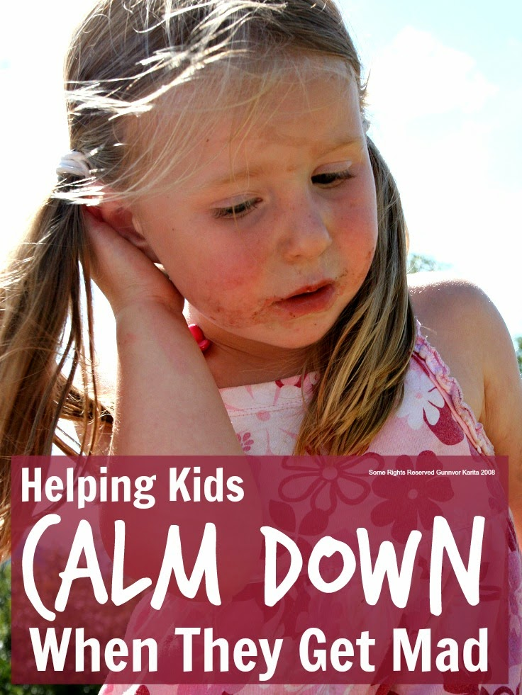 Help Kids Calm Down