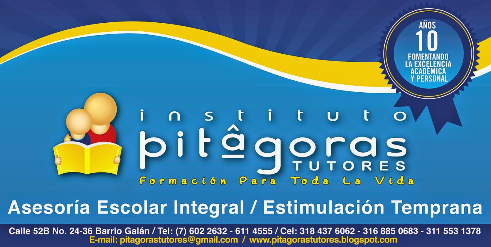 INSTITUTO PITAGORAS TUTORES