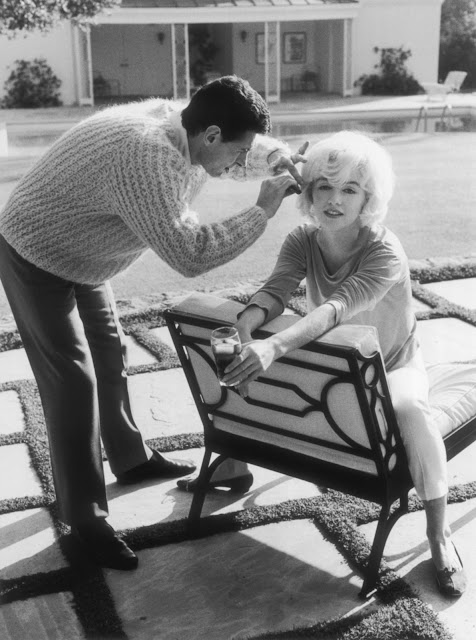 willy rizzo,marylin monroe