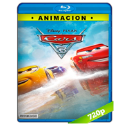 Cars 3 (2017) BRRip 720p Audio Dual Latino-Ingles