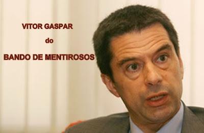 Portugal: OS PERIGOS DA POLÍTICA DO MINISTRO VÍTOR GASPAR