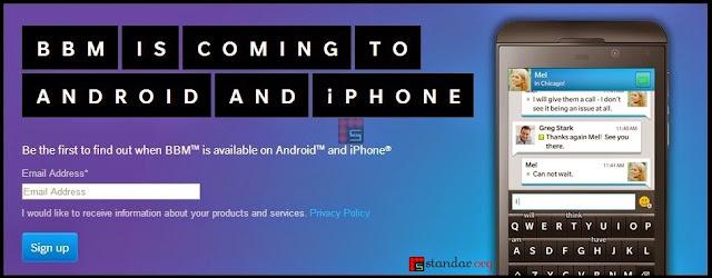 BBM Untuk Android dan iOS, Bukan Isapan Jempol Belaka-1