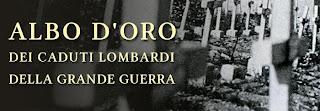 Albo d'Oro degli Italiani Caduti nella Guerra Nazionale 1915-1918