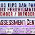 Jadual Seminar SPA Outreach Bulan Oktober 2014