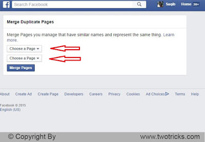 How To Merge Duplicate Facebook Pages