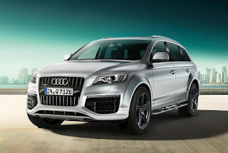 Best Models Of Audi Cars Audi Q7