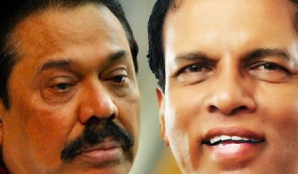 Division Likely in SLFP!
