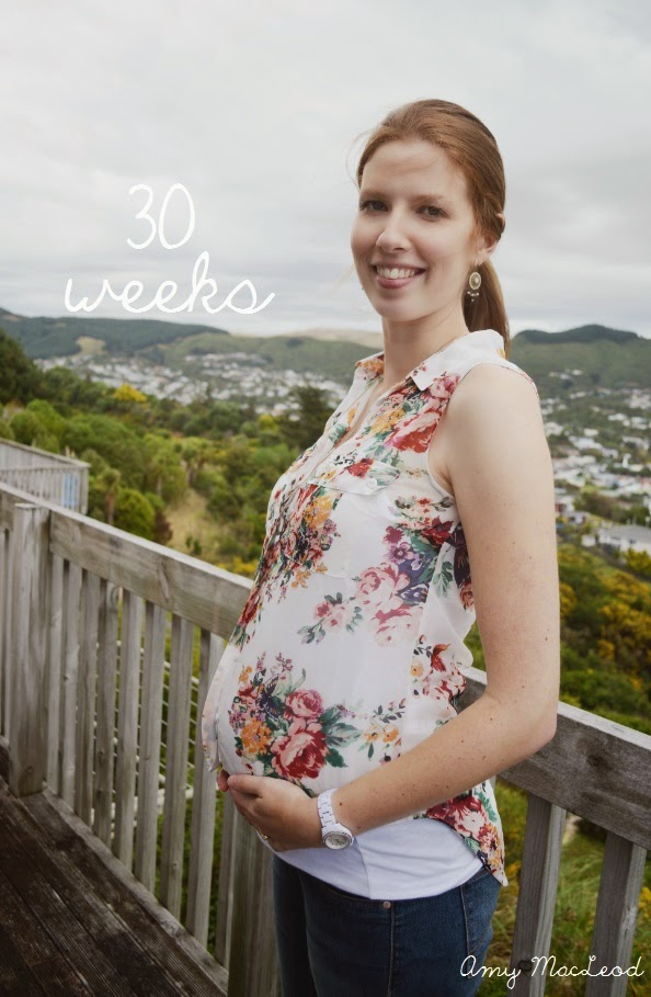 Pregnancy update - 30 weeks