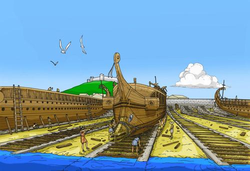 Νέα παράταση της έκθεσης «Πειραιάς: το λιμάνι των Τριήρων»