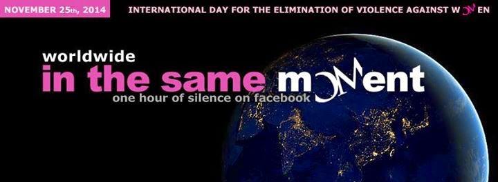 Io sono contro la violenza sulle donne