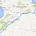 Hoja de ruta del viaje en Bici