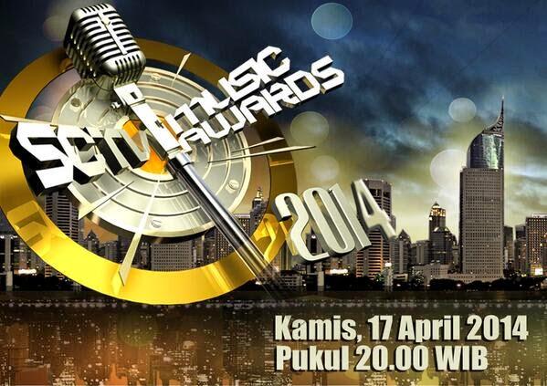 SCTV Music Awards (SMA) 2014