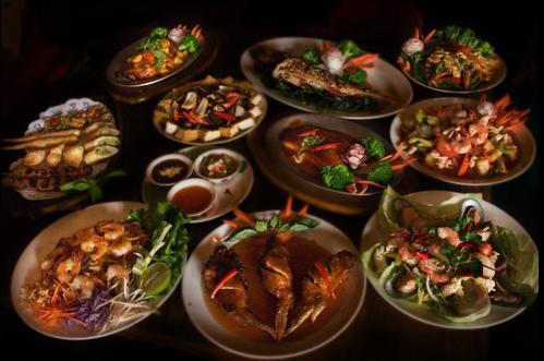 Thailand essen und trinken preise