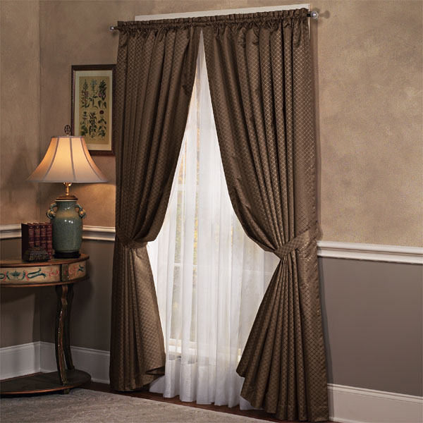Decorating Of Window Curtains Beautiful Window Curtains