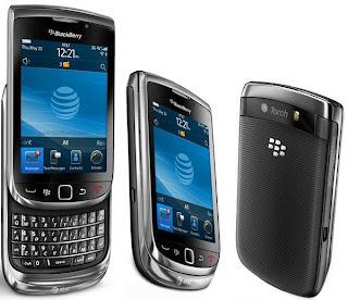 Harga Blackberry Torch 9800