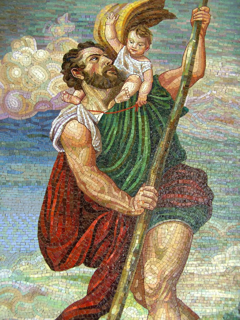 Image result for st. christopher