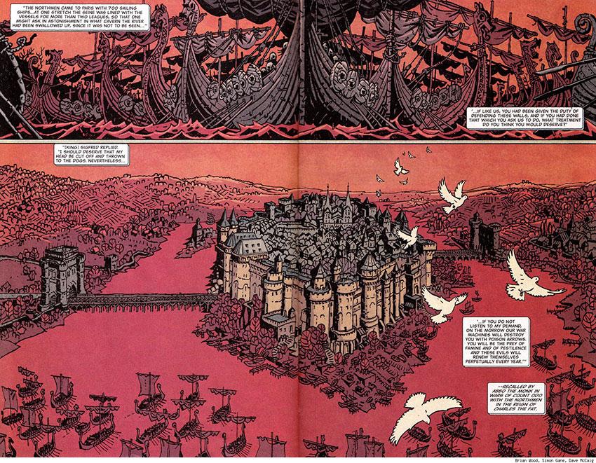 Northlanders El Asedio a París