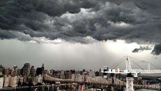 Tormenta en Nueva York