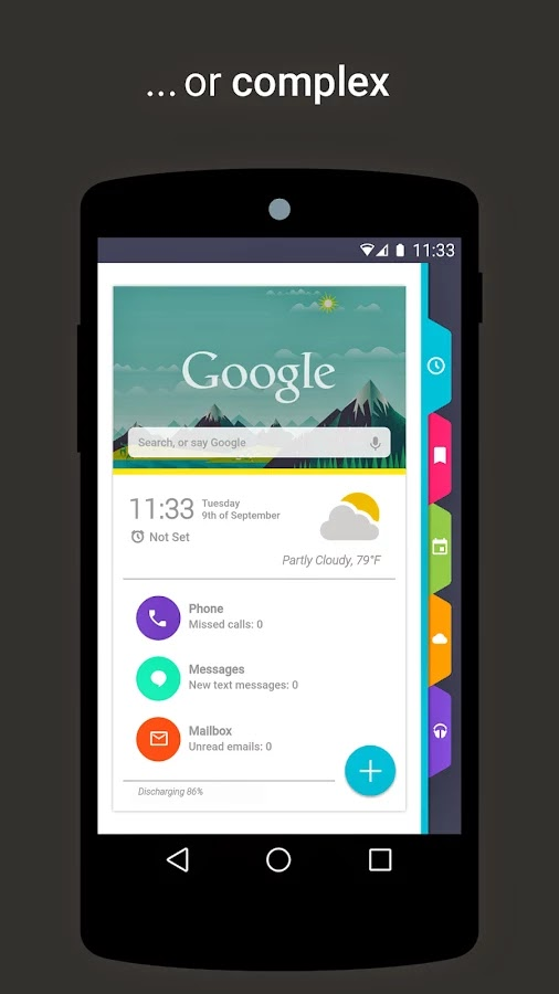 Themer: Launcher, HD Wallpaper v1.86