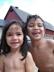 Liam och Neah