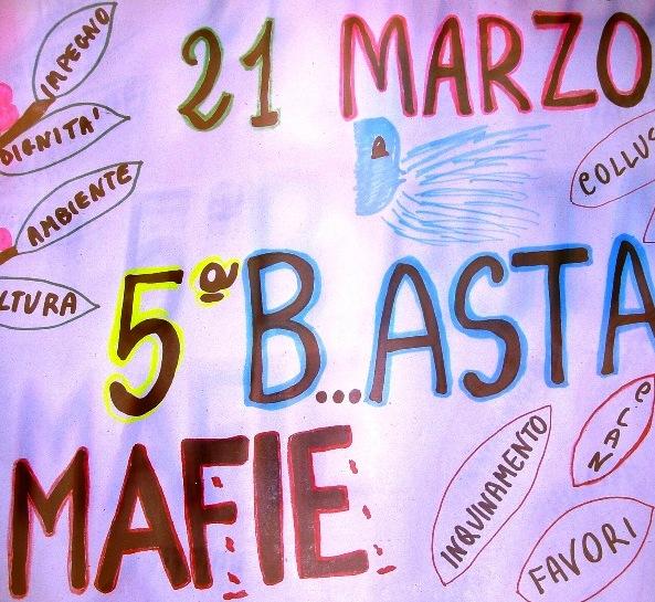 5^B...ASTA MAFIE