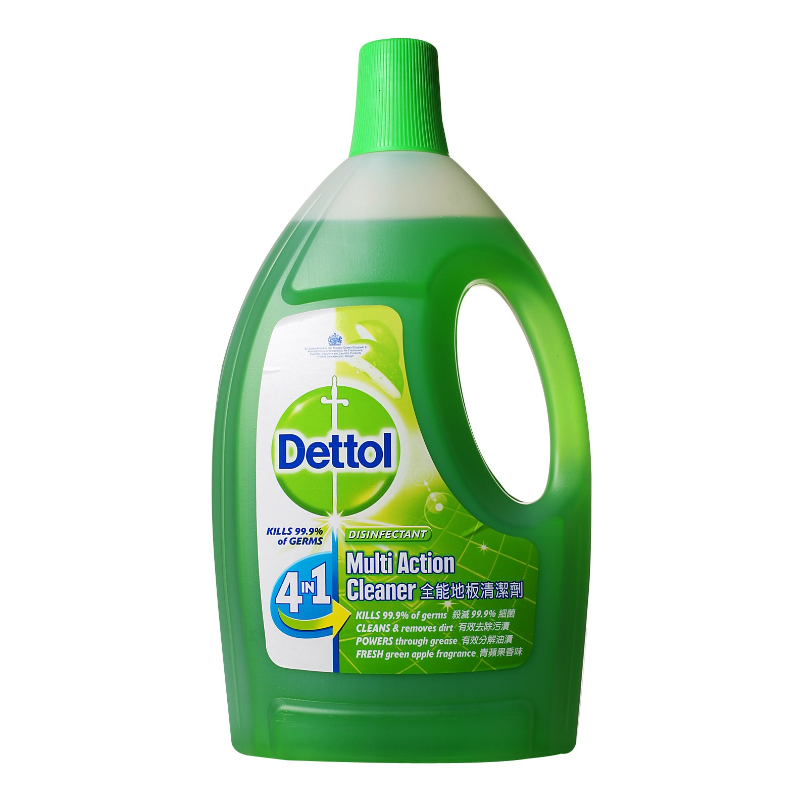 INTAN FAZNITA HAJI SAMUDI DETTOL Germ Protection
