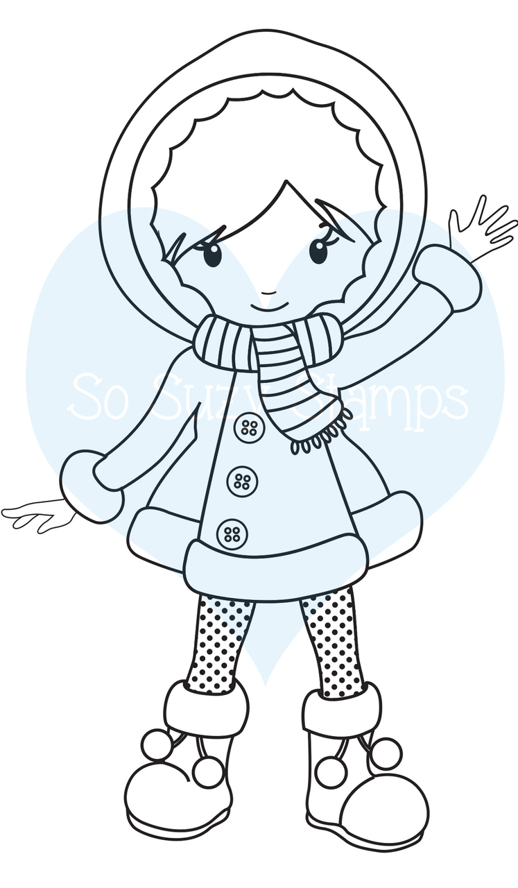 http://www.sosuzystamps.com/waving-snow-girl/
