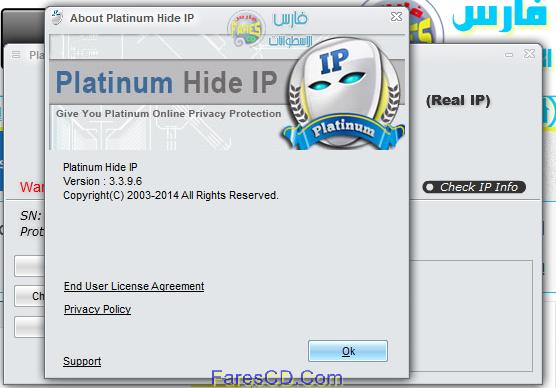 Platinum Hide IP 3.3.9.6