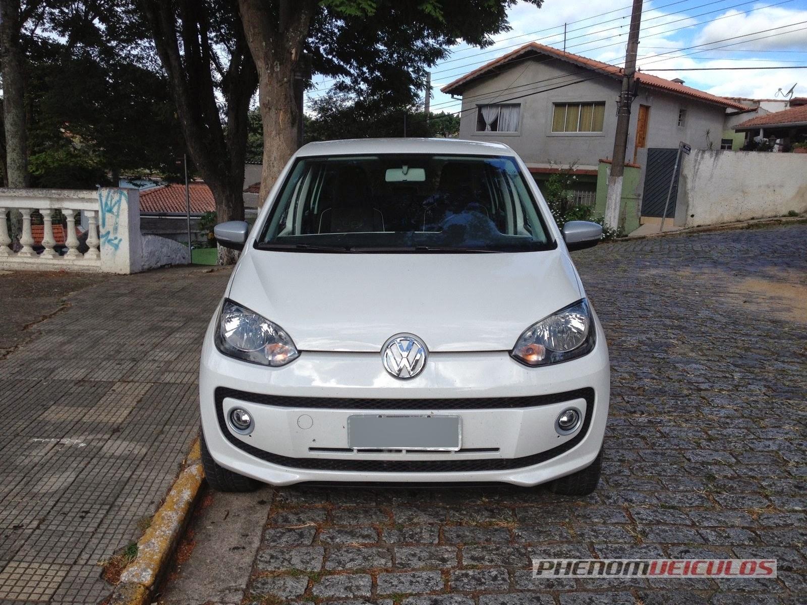Volkswagen White Up! i-Motion: avaliação, primeiras impressões e fotos
