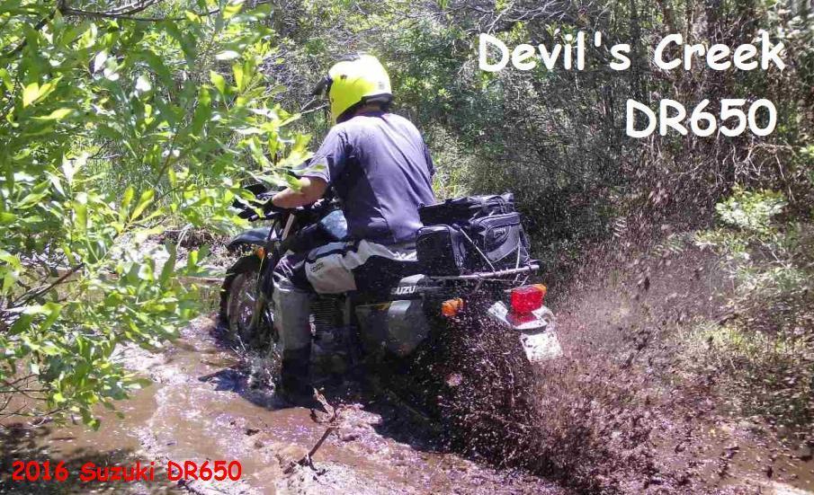 DevilsCreek DR