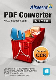 aiseesoft pdf converter download full version. now convert any pdf