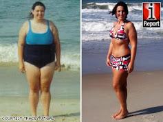 Perdeu 50kg!