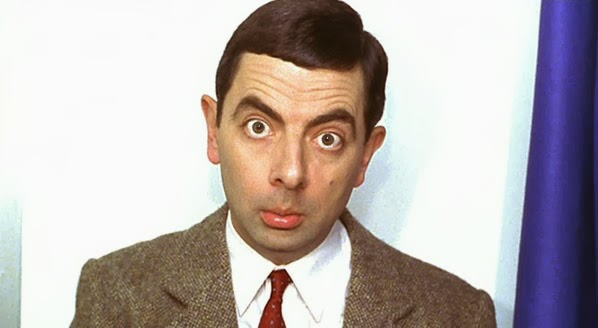 Mr. Bean accepts Islam