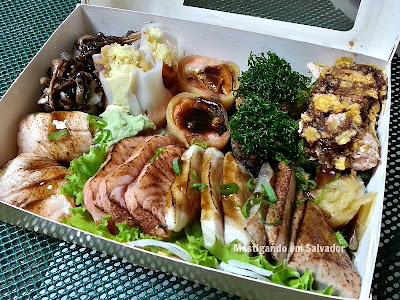 Yoko Sushi: Combinado do Chef