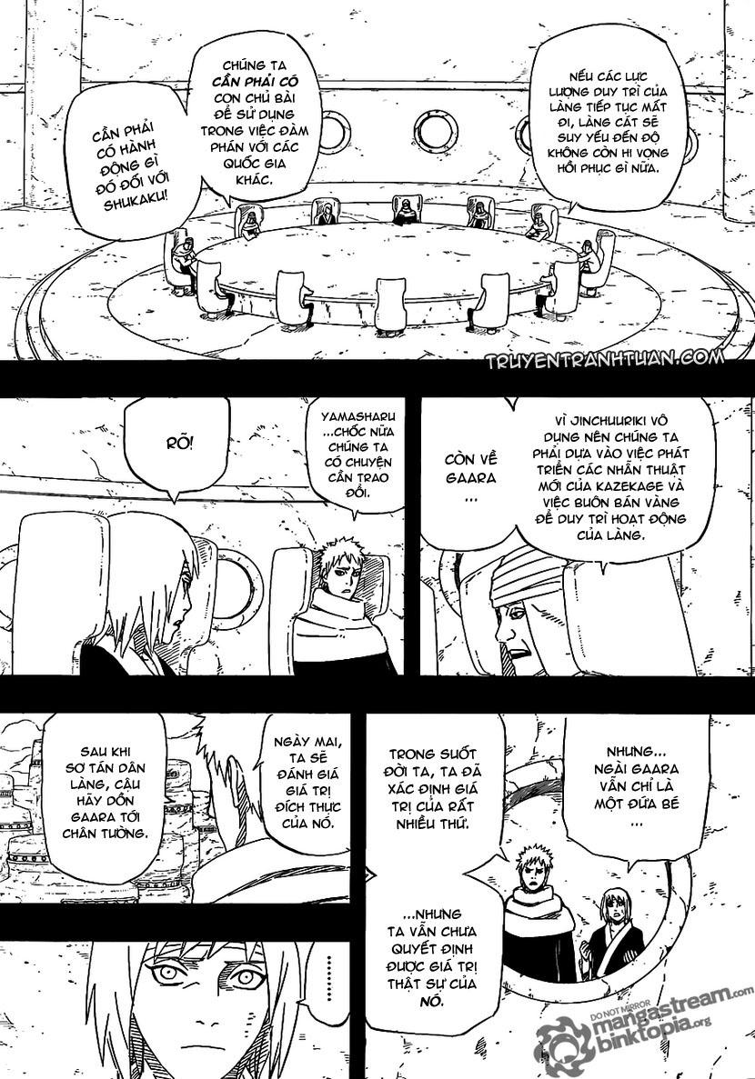 Naruto - Chapter 547 - Pic 5