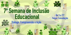 7ª Semana de Inclusão Educacional