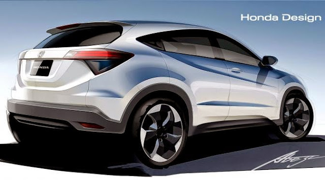 Honda HR-V 2015 indonesia