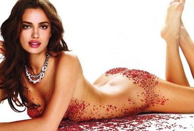 irina shayk hot nude