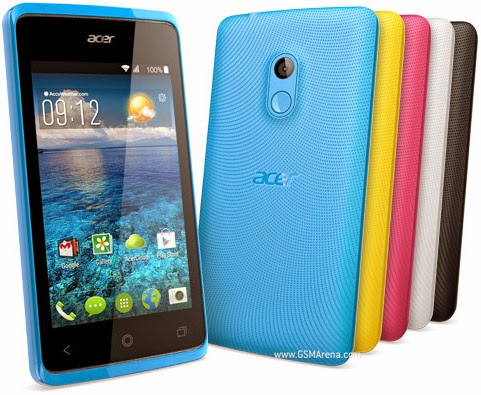 Info Seputar Android Acer Liquid Z200