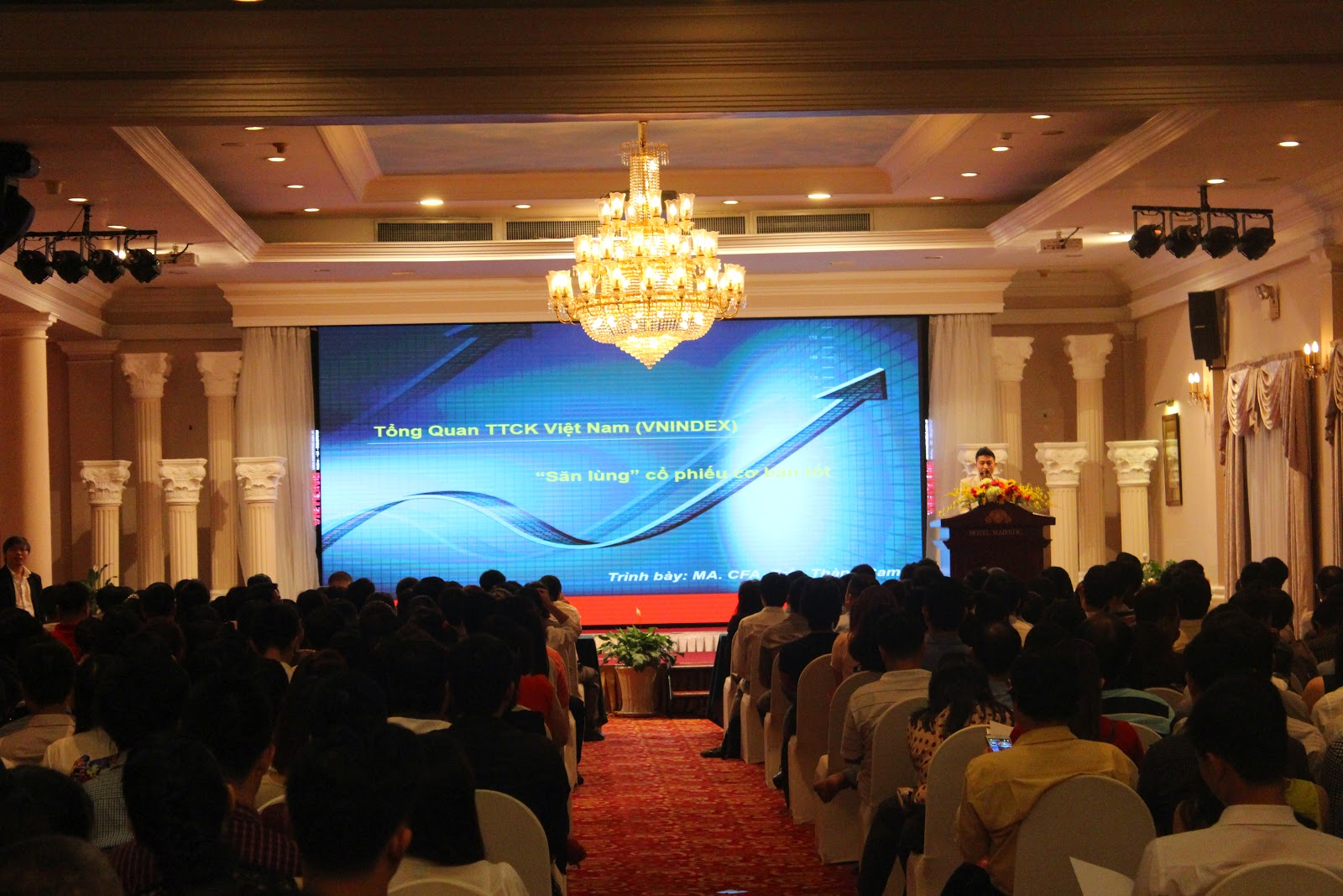 Tổng quan thị trường chứng khoán Việt Nam